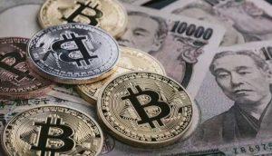 仮想通貨と円