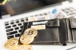 仮想通貨財布画像