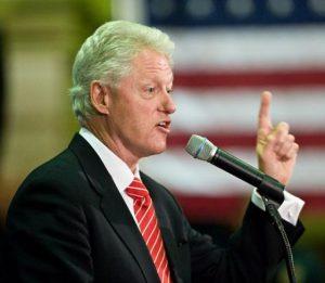ビルクリントン氏